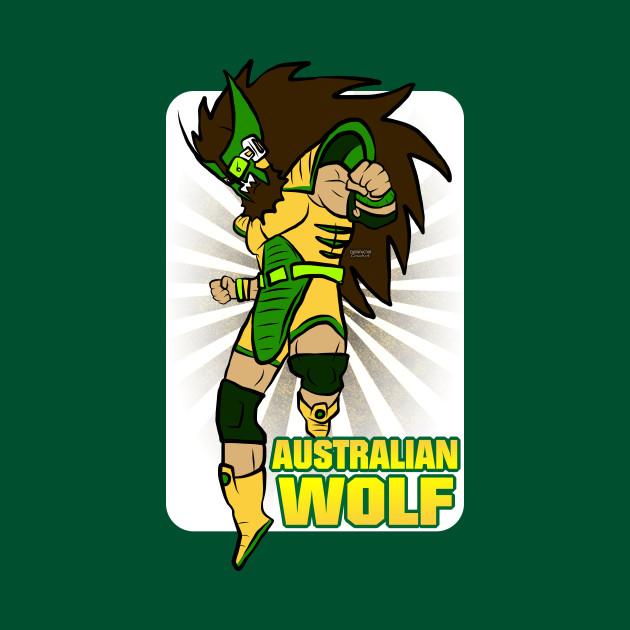 Australian Wolf Z - QWA
