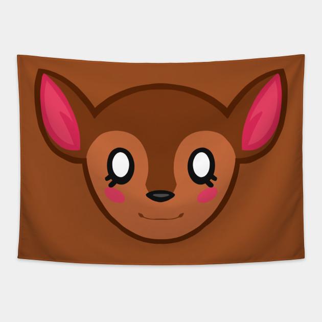 Fauna Animal Crossing Icon Fauna Tapestry Teepublic