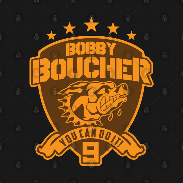 You can do it! - Bobby Boucher