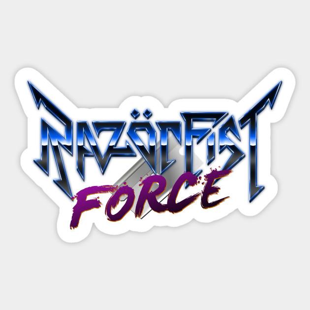 RazörFist Force (Chrome)