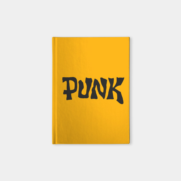 PUNK Mag Logo (Black) - As Worn By Debbie Harry