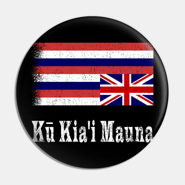 Hawaiian Flag Protest, Protect Mauna Kea, Ku Kiai Mauna T-Shirt
