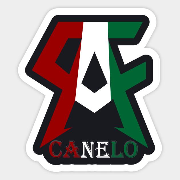 Team Canelo Alvares Boxing Mexico Saul Canelo Alvarez Sticker