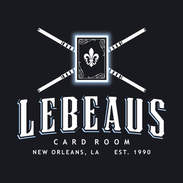 Lebeau's Card Room - New Orleans, LA