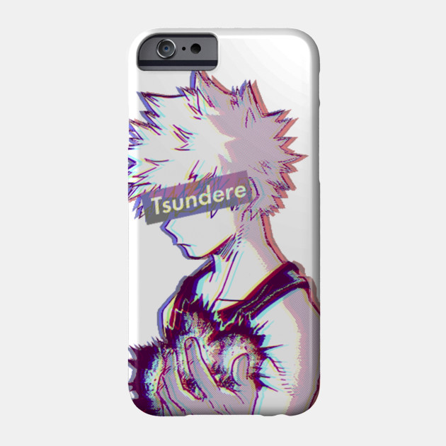 coque iphone 8 bakugo