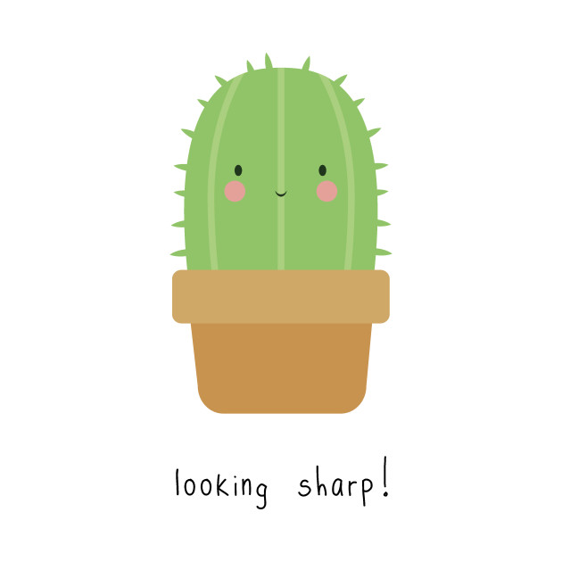 Image result for cactus looking sharp