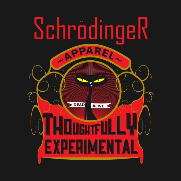 Schrodinger Apparel