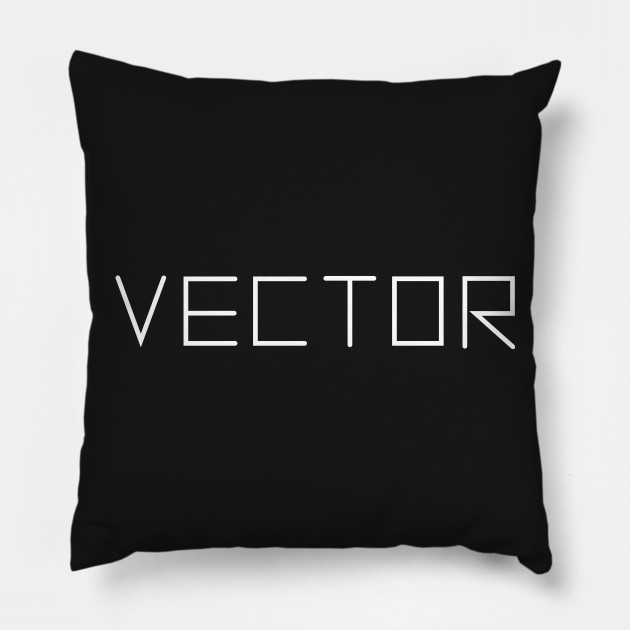 VECTOR Arcade Machine Text