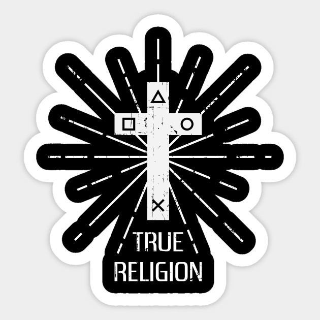 True Religion Truereligion Sticker Teepublic