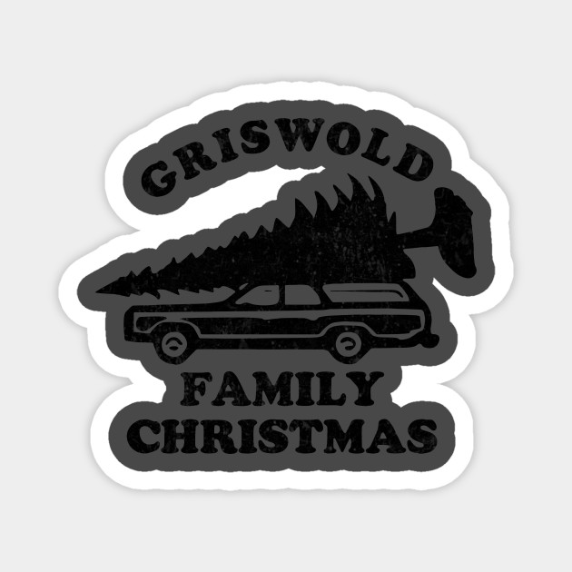 Distressed Griswold Family Christmas T-shirt