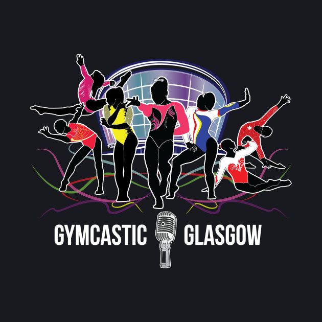 Gymcastic Glasgow T-Shirt