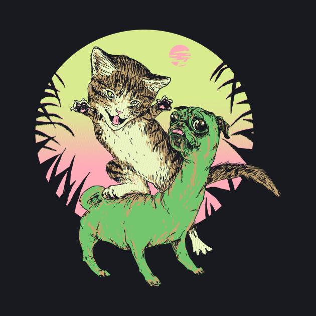 K-Rex & Pugosaurus