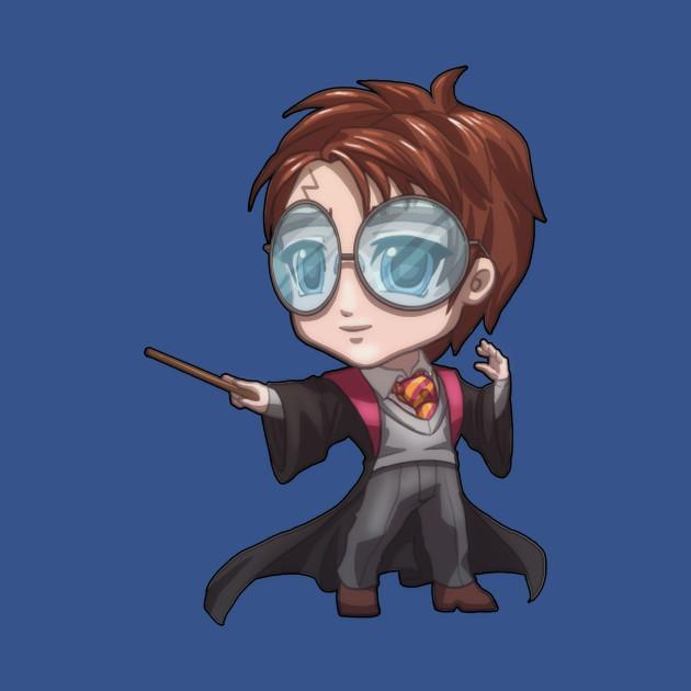 Chibi Harry Potter