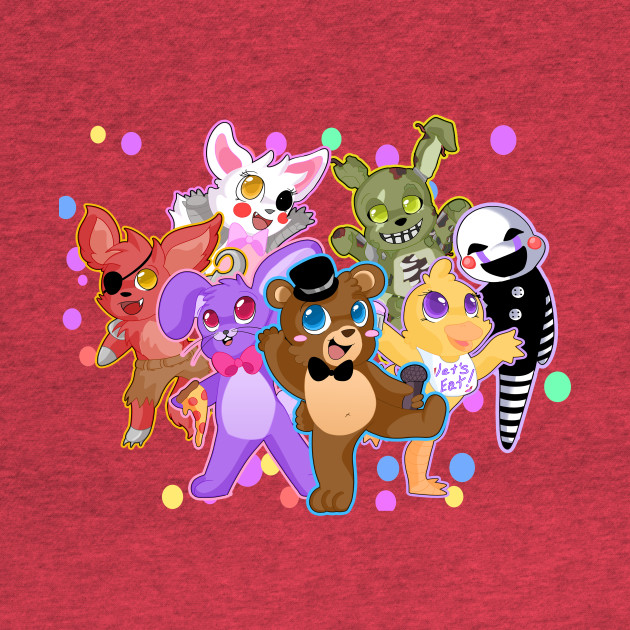 Five Night's at Freddy's Party