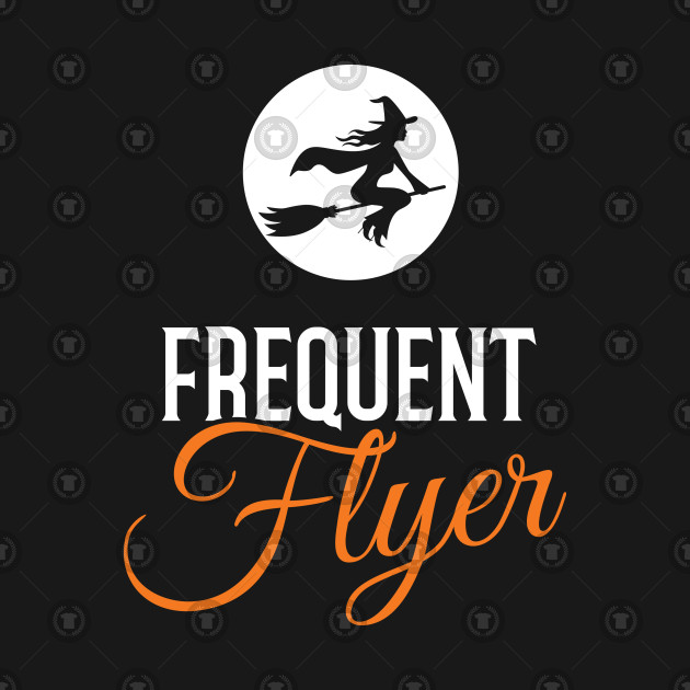 Frequent Flyer Halloween