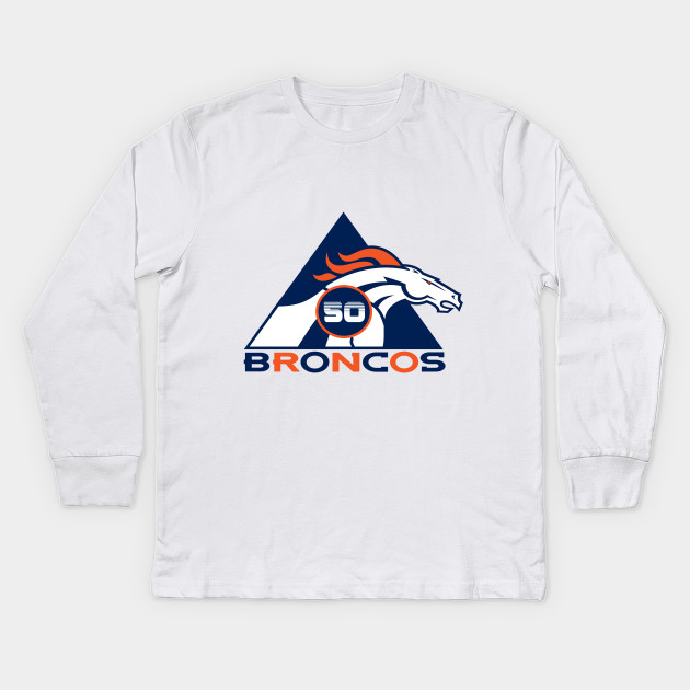denver broncos kids t shirts