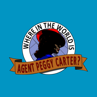Where in the world is Peggy Carter?