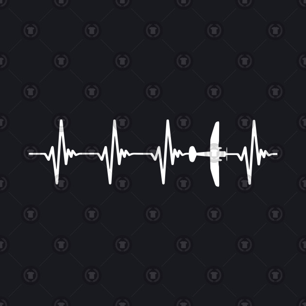 Airplane Pilot Heartbeat