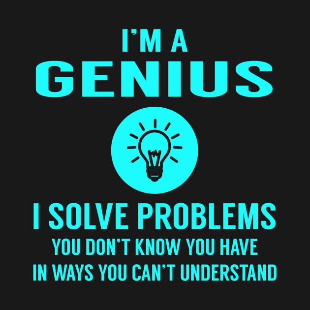 Genius Solve Problems