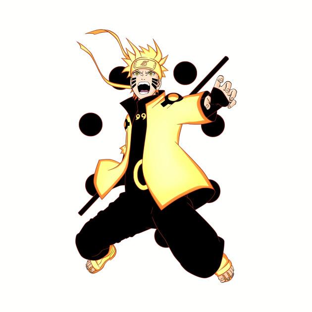 Naruto Sage of the Six Paths Mode