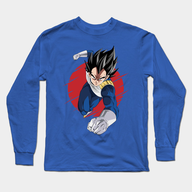 Dragon Ball anime - Vegeta