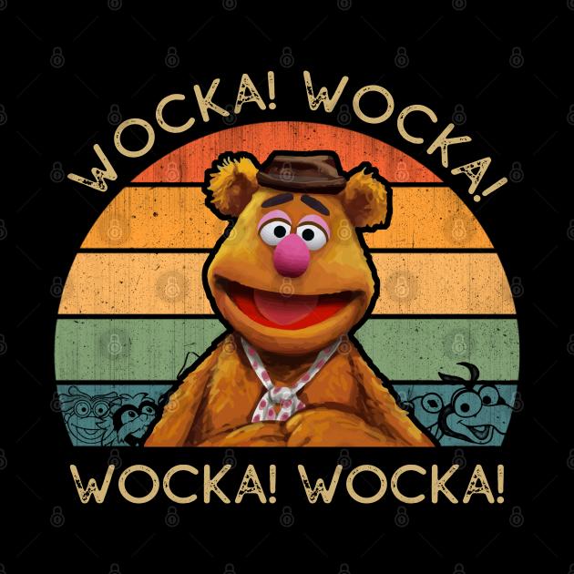 Fozzie Wocka Bear