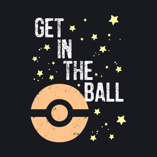 Get In The Ball