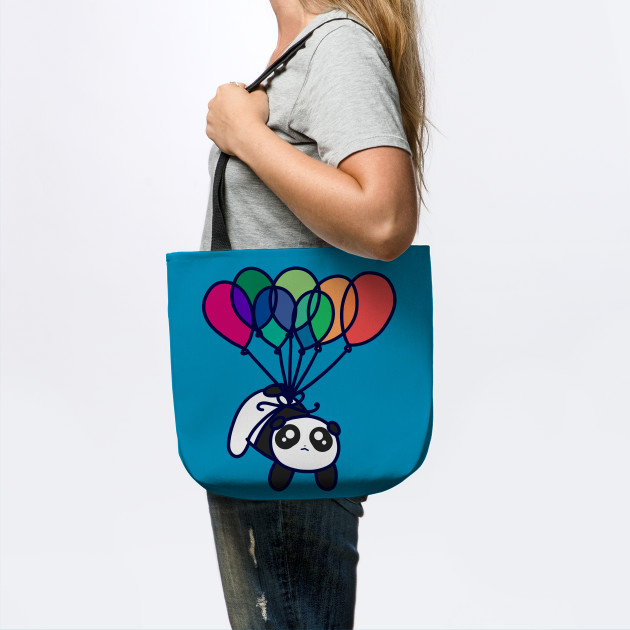 Kawaii Balloon Panda