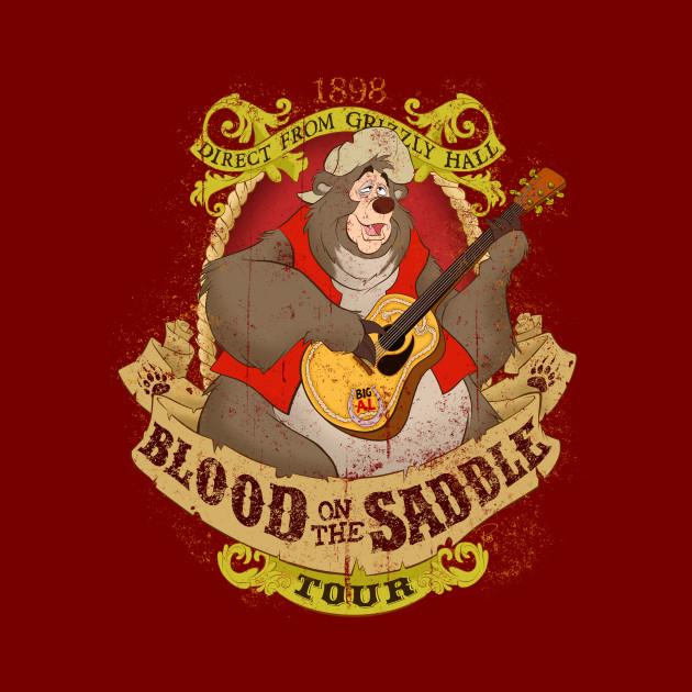 Blood on the Saddle Tour