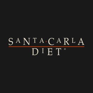 Santa Carla Diet t-shirts
