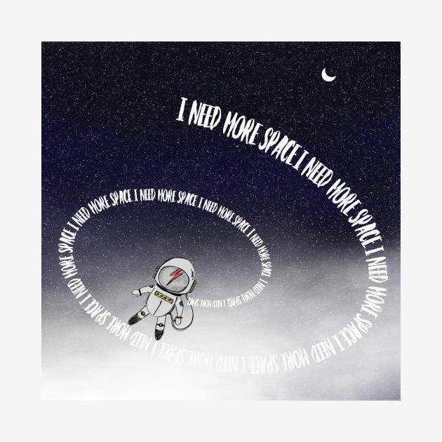 Ziggy little Astronaut