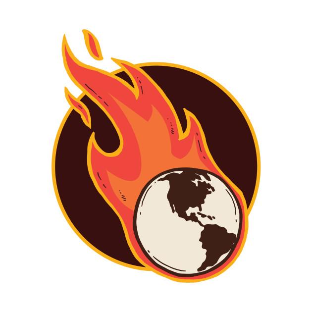 Stop Global Warming Climate Change Pin Teepublic