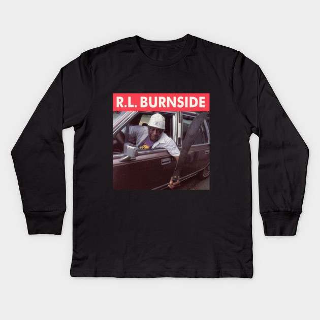 RL burnside - Rl Bursnide - Kids Long Sleeve T-Shirt  07ddac744