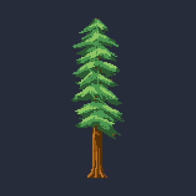 Pixel Spruce