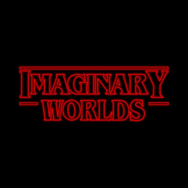 Imaginary Worlds - Stranger Logo