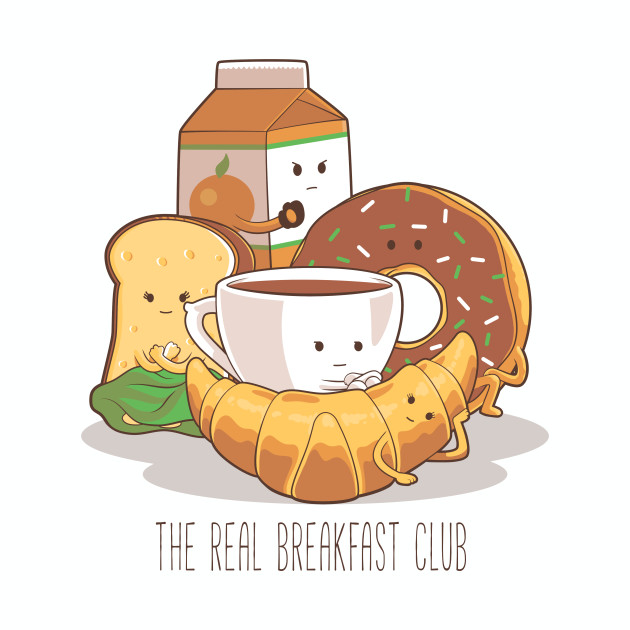 The Real Breakfast Club