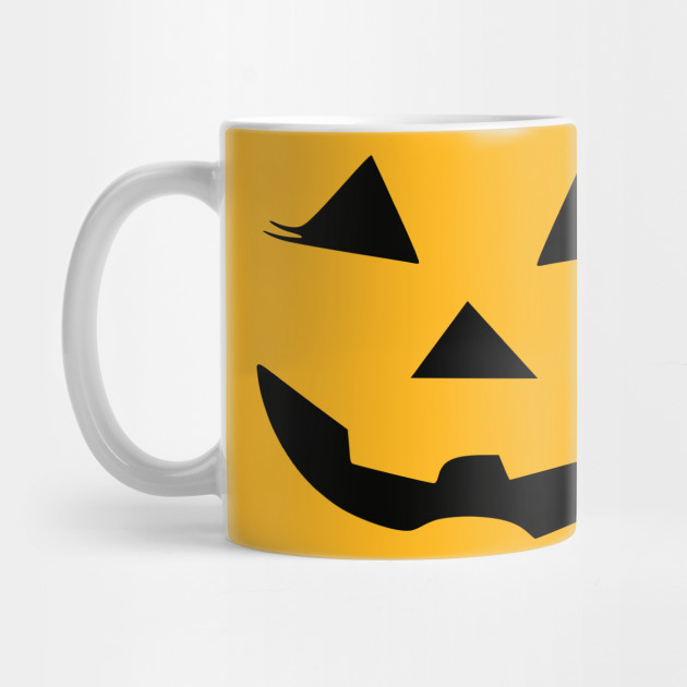 Halloween Pumpkin, Halloween , Womens Halloween , Halloween Pumpkin Faces , Jack O' Lantern Mug