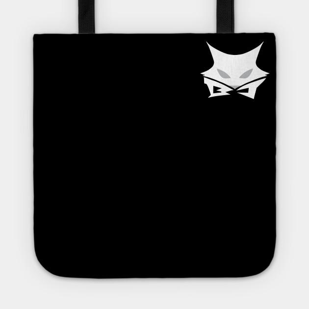 Small Black Jackals Design