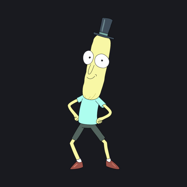 Mr poopybutthole rick and morty