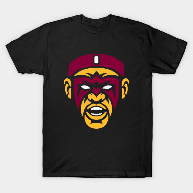 34e674dcd35a Ultimate Warrior Lebron - Lebron James - T-Shirt