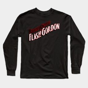 16ca6daf The Original Flash Gordon Long Sleeve T-Shirt