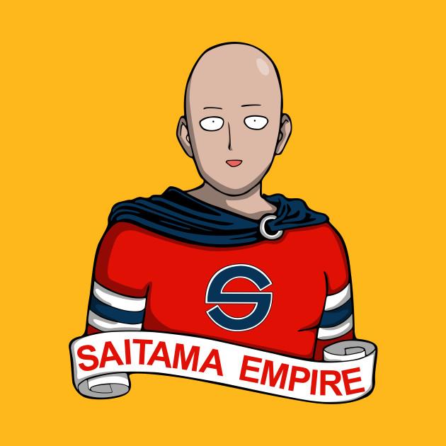 Saitama Empire T-Shirt