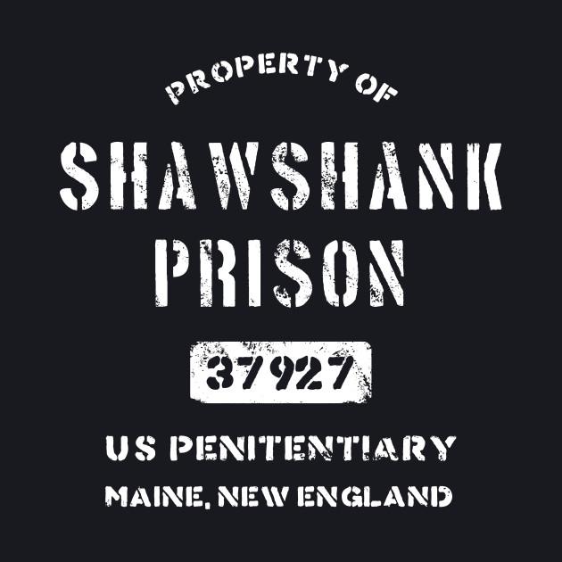 Property of Shawshank Prison T-Shirt