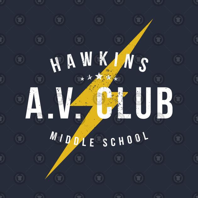 Hawkins A.V. Club (aged look)