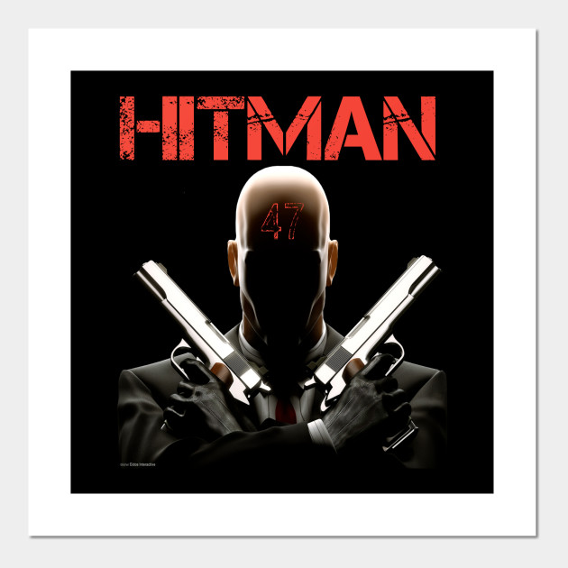 Hitman Argent 47 T Shirt Hitman Agent 47 Posters And Art