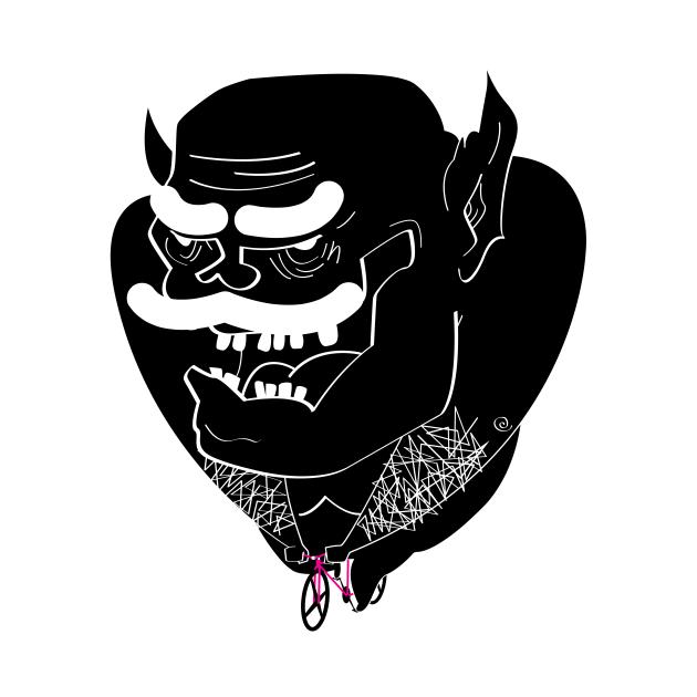 Demon Cyclist