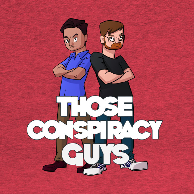 Those Conspiracy Guys Logo