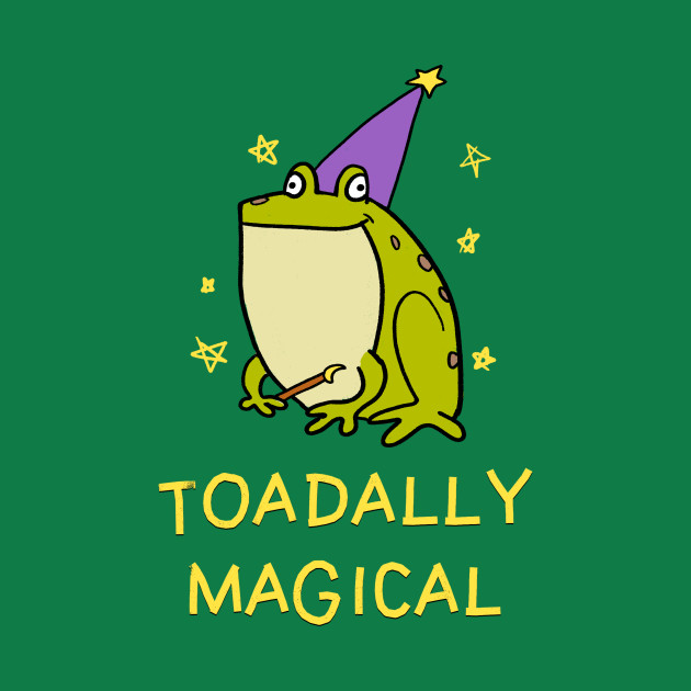 Toadally Magical