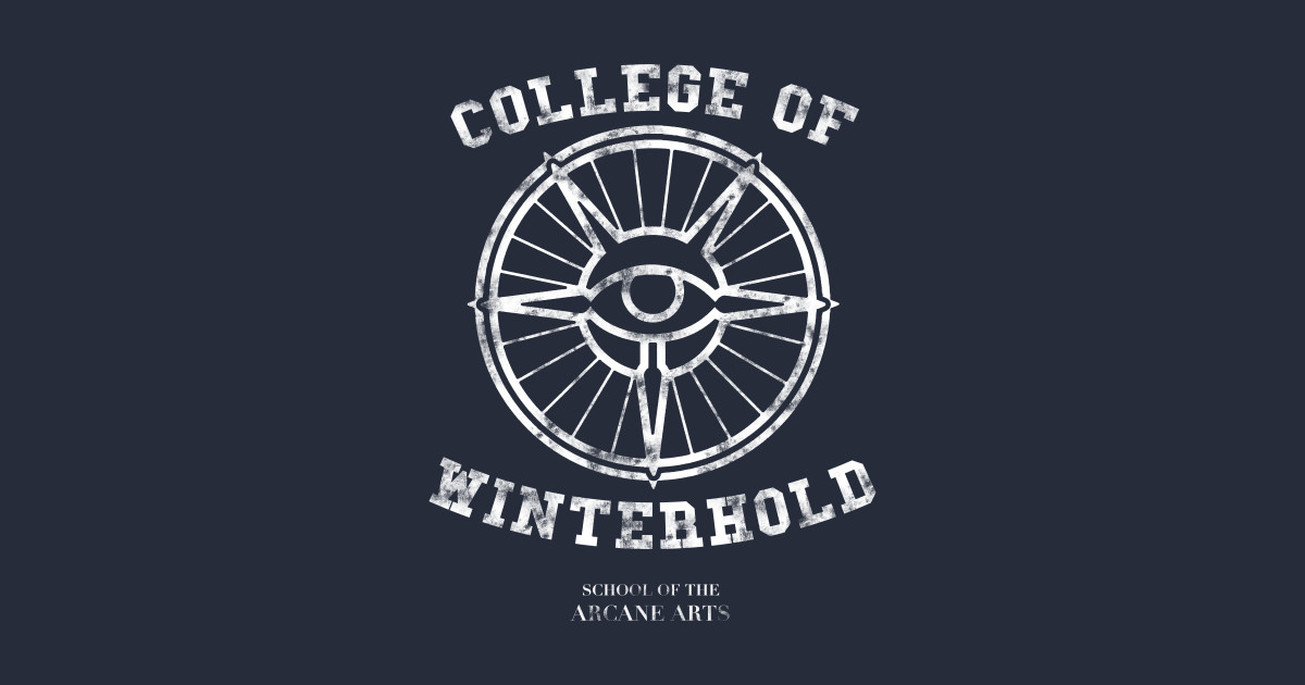 College of Winterhold - Skyrim