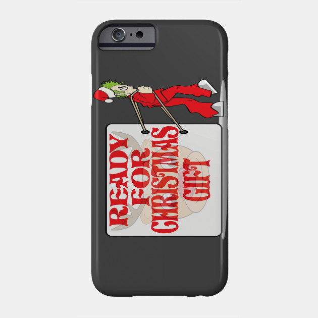 christmas gift are you ready for it christmas collection Phone Case